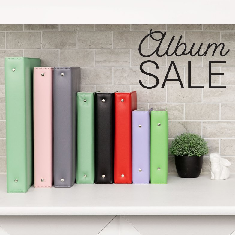 CTMH Albums On Sale