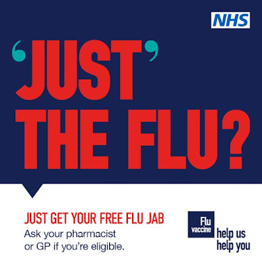 Just the flu? - get a jab