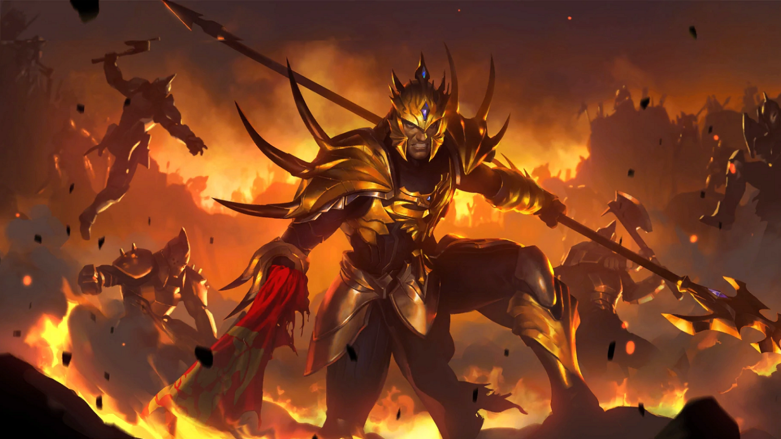 LEGENDS OF RUNETERRA: GUIDE HOW TO PLAY JARVAN IV