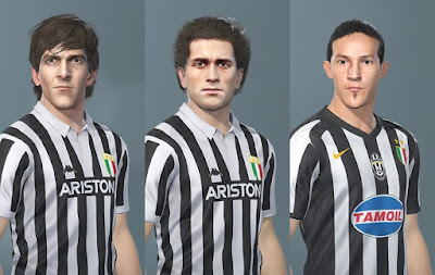 PES 2020 Facepack Juventus Legends by Caste