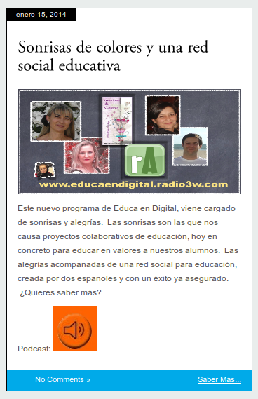 http://educaendigital.radio3w.com/sonrisas-de-colores-y-una-red-social-educativa/
