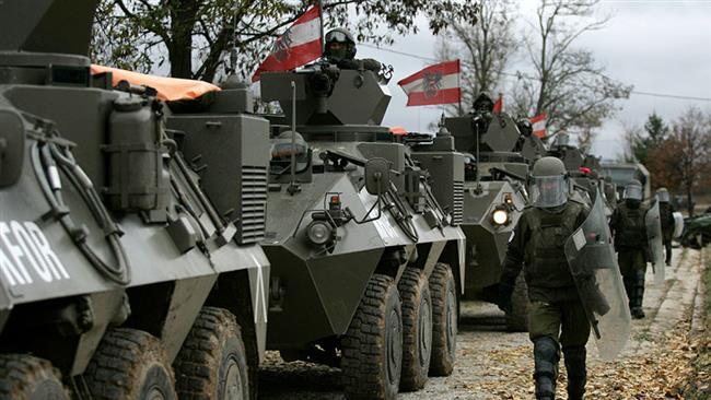 NATO alters rules to work around Turkish veto on Austria