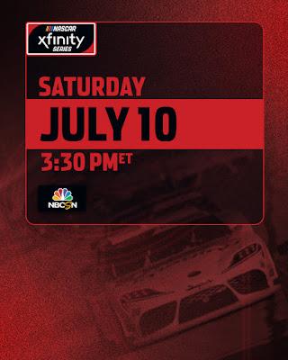 #NASCAR Xfinity Series at Atlanta Motor Speedway