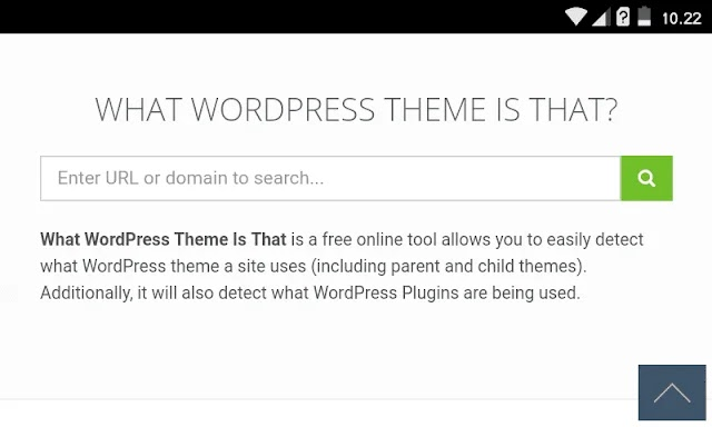 Cara Cek Themes WordPress