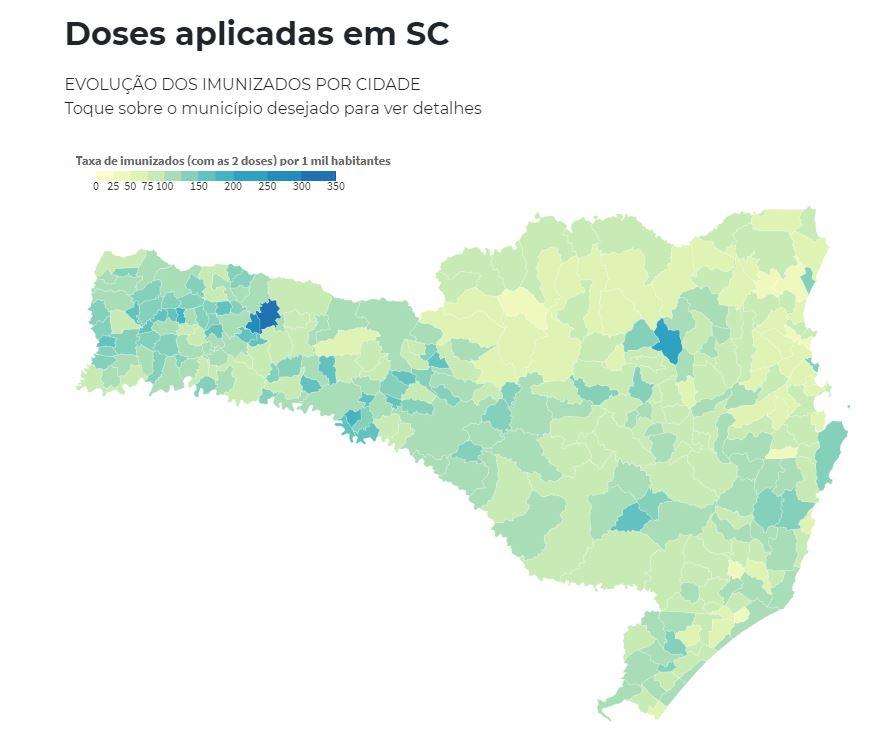 Monitor da Vacina dados sobre vacina contra a covid-19 e coronavírus, mapas por cidade, números e projeções da vacinação, doses enviadas a municípios