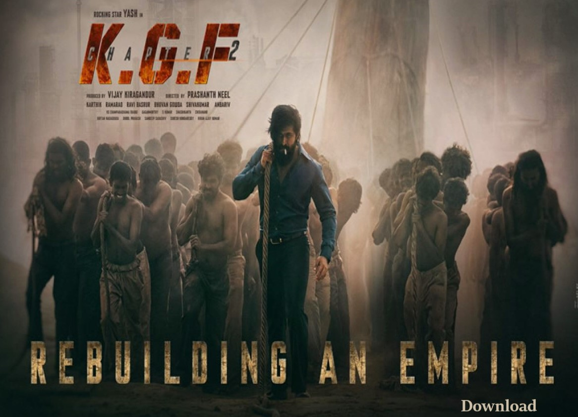 KGF Chapter 2 Movie Download