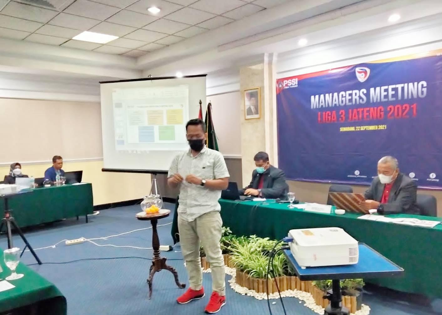 Liga 3 Jateng Mulai 24 Oktober,  Persak Masuk Grup D dan Ebod Jaya Kebumen Grup E