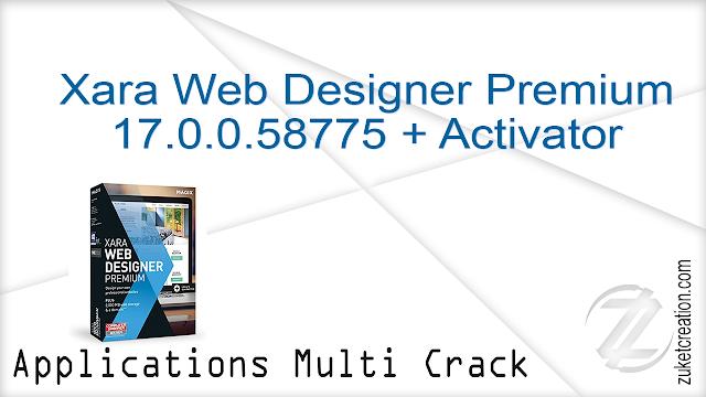 Xara Web Designer Premium 15 1 0 53605 X86 X64 Crack Selective Application Full Version