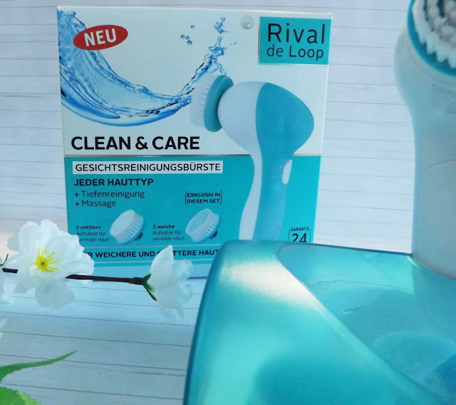 [Review] Rival de Loop - Clean & Care Gesichtsreinigungsbürste