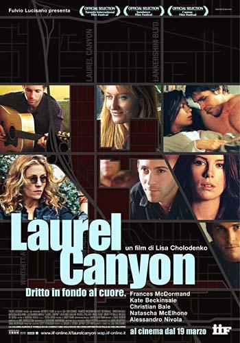 Laurel Canyon (2002) เธอ...ผู้หญิงไม่ธรรมดา