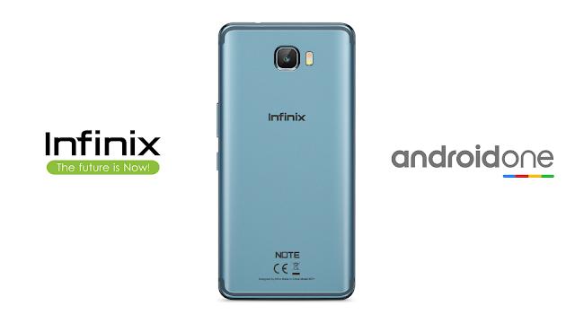 مواصفات وسعر هاتف Infinix Note 5 بالصور