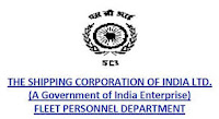 SCI Recruitment Apply Online for 50 Trainee Electrical Officers Posts