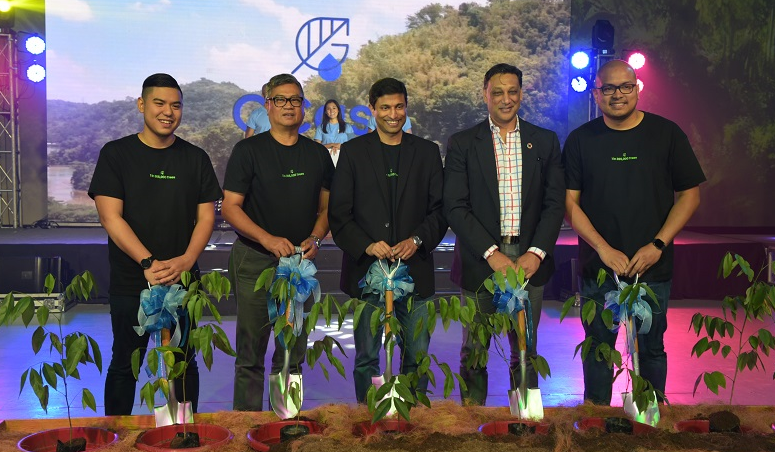 GCash Forest eyes 365,000 trees planted in 365 days