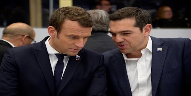 Στις 7 & 8 Σεπτεμβρίου θα επισκεφθεί την Αθήνα ο Γάλλος Πρόεδρος Εμμανουέλ Μακρόν