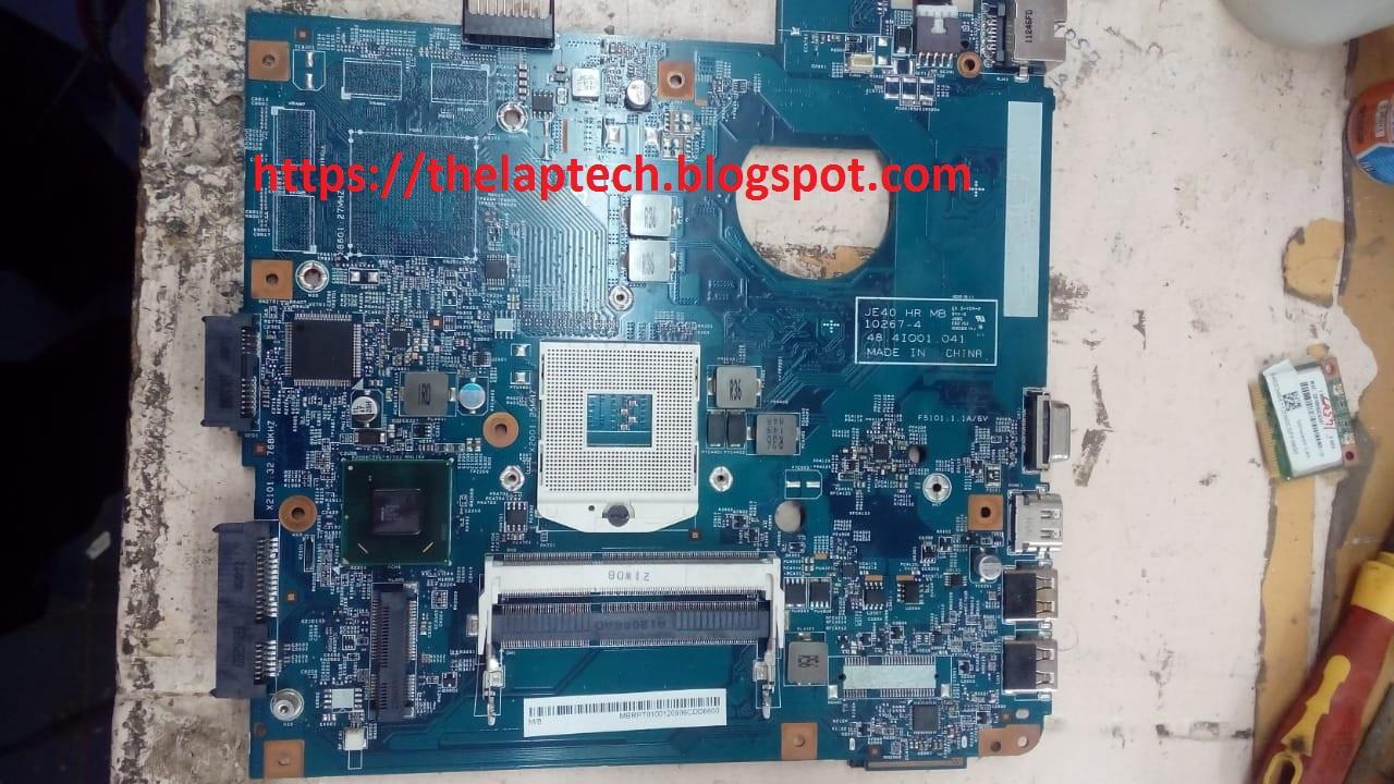 lenovo B490 BIOS CHIP