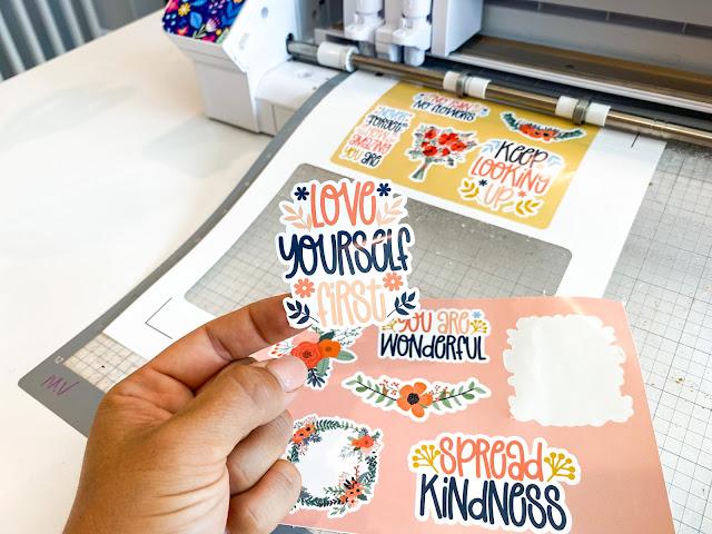 stickers, cameo 4, sticker paper, sticker sets, printable sticker paper