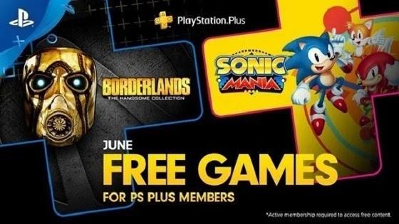 pemilik ps4 yang berlangganan ps plus mendapatkan dua game gratis setiap bulannya