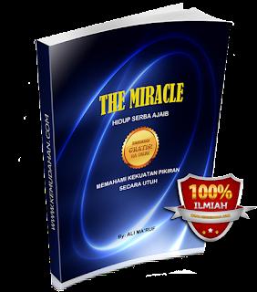 buku the miracle, kekuatan pikiran, ali ma'ruf