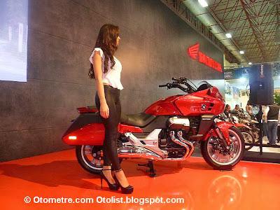 en çekici Honda