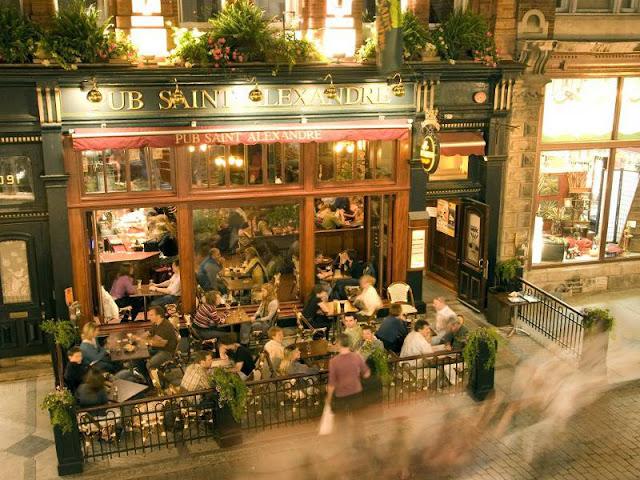 Saint-Alexandre Pub em Quebec