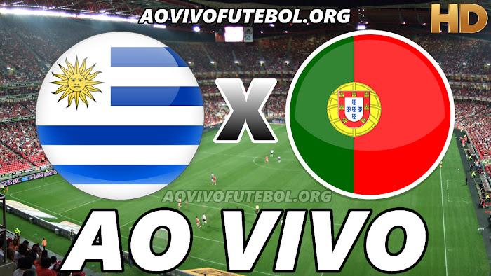 Assistir Uruguai x Portugal Ao Vivo
