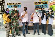 LMK Kelurahan Tanjung Priok Kolaborasi Dengan Indonesia Power (IP) Gelar Vaksin