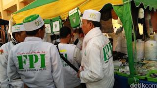 Ribut FPI Dihadang 'Preman' Saat Akan Tutup Tempat Judi Tembak Ikan