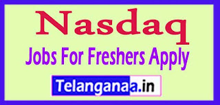 Nasdaq Recruitment 2017 Jobs For Freshers Apply