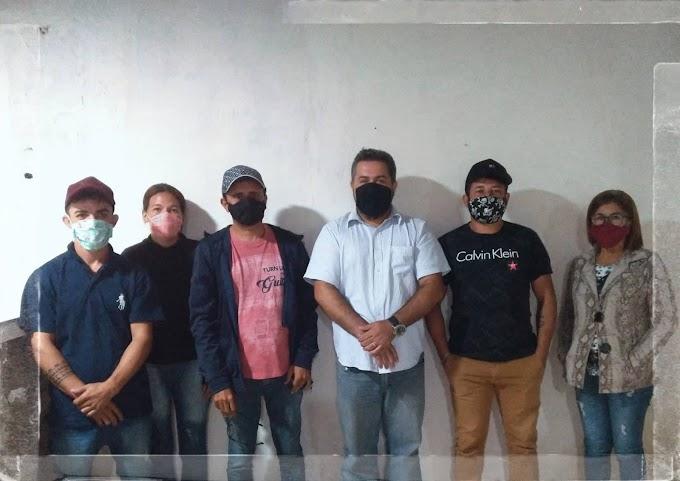 Partido dos Trabalhadores em Saloá decide apoiar a pré-candidatura de Wellington De Zequinha a prefeito