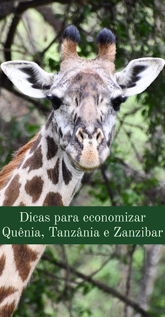 Quanto custa viajar pela Tanzânia, Zanzibar e Quênia