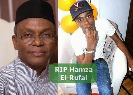 el rufai son car accident