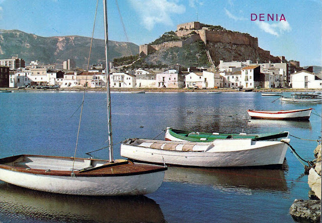 Denia (Alicante).