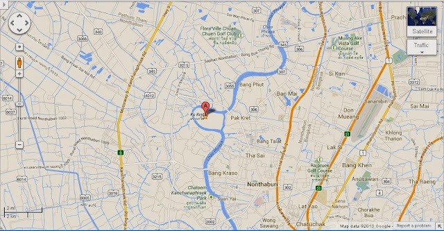 Ko Kret Bangkok Location Map,Location Map of Ko Kret Bangkok,Ko Kret Bangkok accommodation destinations attractions hotels map reviews photos pictures,koh kred island nonthaburi tour,how to get to ko kret island pottery floating market interactive map
