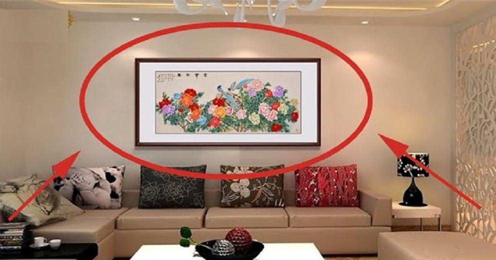 家裡萬萬不要亂掛這幾種畫。風水師看了都搖頭。難怪你家越住越窮
