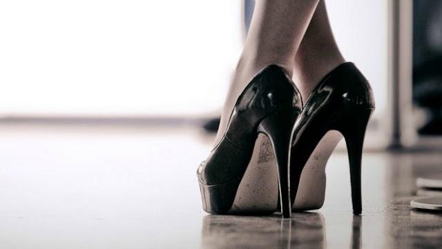 Τα ψηλά τακούνια έχουν ...ιστορία!