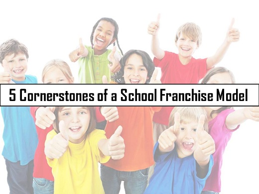 5 Cornerstones of a School Franchise Model