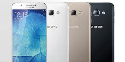 Harga Samsung Galaxy A8 dan Spesifikasi Lengkap