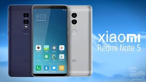 Xiaomi Redmi Note 5 Spesifikasi dan Harga?