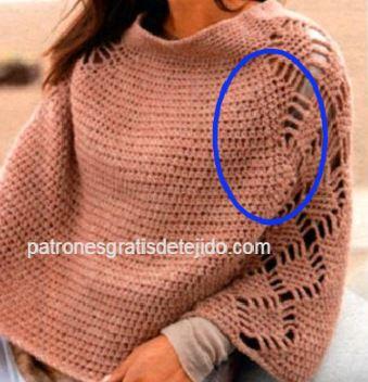 como-tejer-capa-crochet
