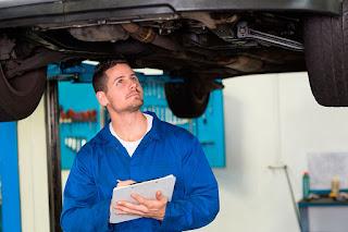 La reparación de un coche usado para ponerlo en venta en el mercado de ocasión es de 750 € de media