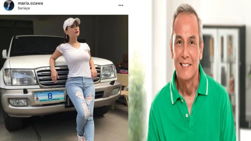Sapul Na Sapul: Maria Ozawa's Reply Leaves Jim Paredes