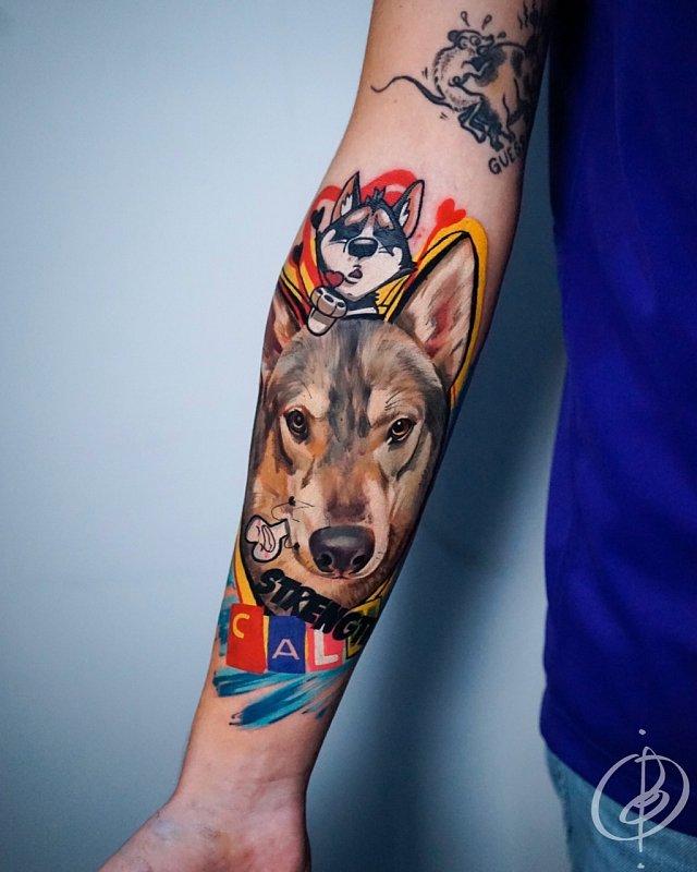 30 Most interesting Best Watercolor tattoos Design Ideas
