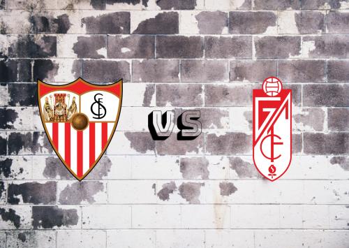 Sevilla vs Granada  Resumen