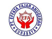 Lowongan Kerja Sales di PT. Effata Fajar Anugerah - Surabaya