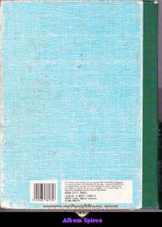 Album Spirou, numéro 175, année 1984