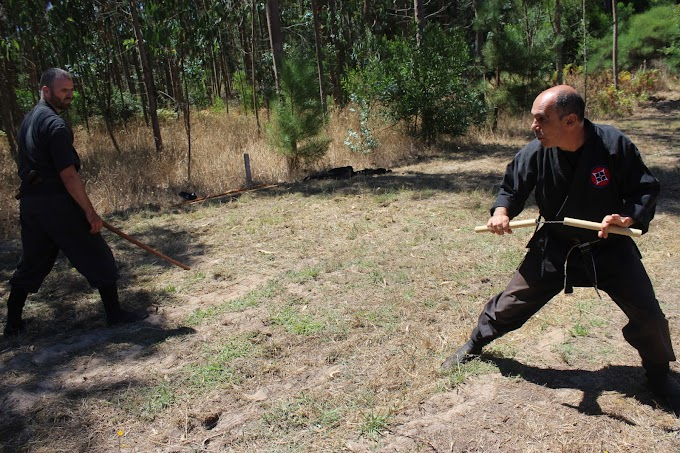 Quiaios recebeu Acampamento Ninja 2020