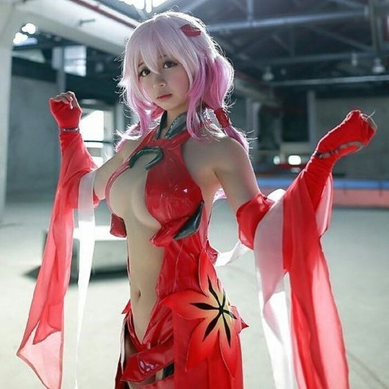 sexy asian girls cosplay pics 01