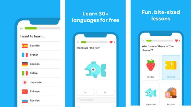 أفضل 5 تطبيقات android لتعلم اللغة الإنجليزيية - English Language