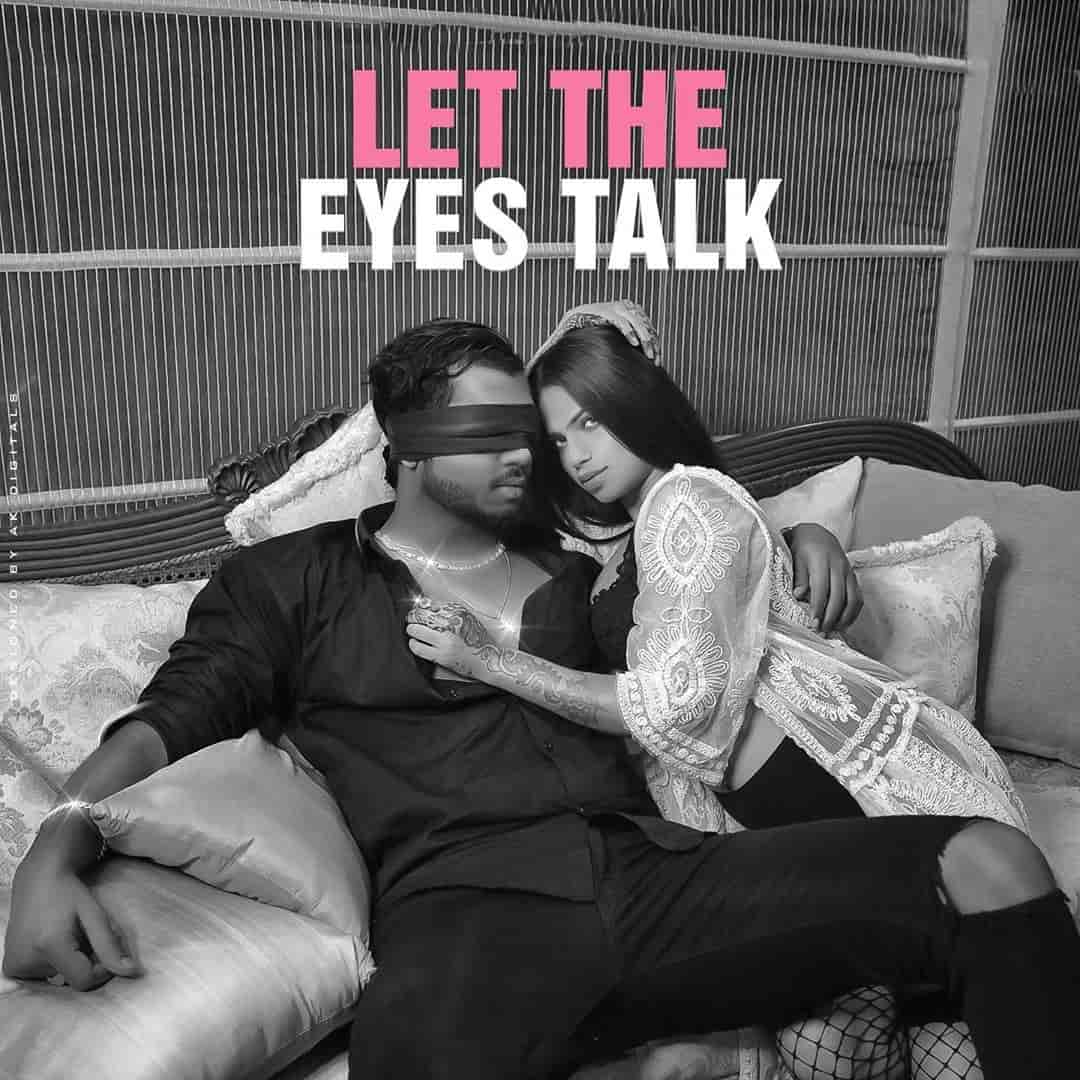 Let The Eyes Talk Rap Song Image By King