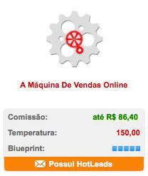 a maquina de vendas online 5.0